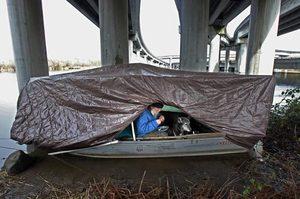 2014866803-300x0-jpg.47885_Man makes a rowboat his home under the 520 bridge_Boat Punk / Sailing_Squat the Planet_8:54 PM