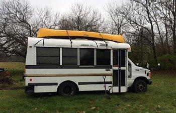 Short Bus Conversion Experience | Squat the Planet