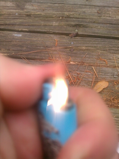9h1fd5-jpg.46650_A use for all those spent lighters you find beside the road..._Weapons & Tools_Squat the Planet_9:41 AM