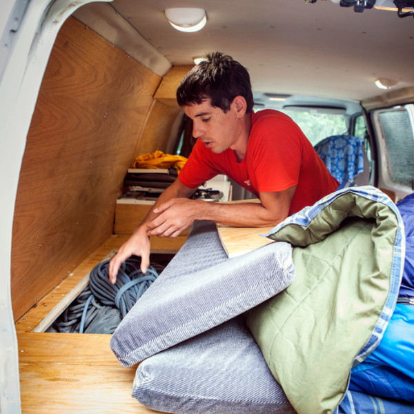 alex-honnold-bed-storage_ph-jpg.20694_Alex Honnold's Ultimate Adventure Vehicle_Van Dwelling / Rubber Tramping_Squat the Planet_9:30 AM