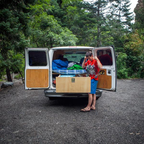 alex-honnold-van-clothes_ph-jpg.20688_Alex Honnold's Ultimate Adventure Vehicle_Van Dwelling / Rubber Tramping_Squat the Planet_9:30 AM