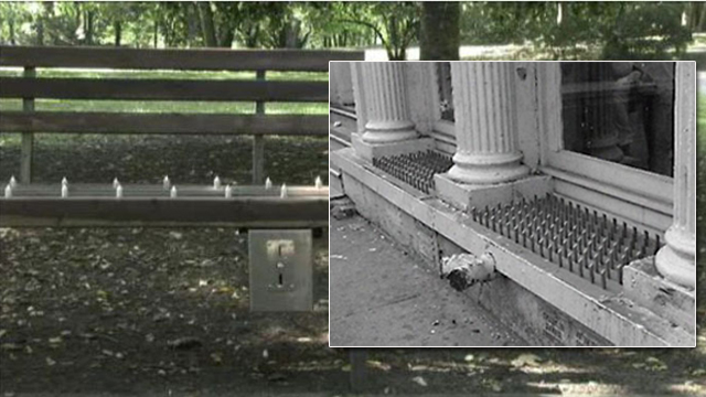 Coin-operated-benches-with-retractable-homeless-spikes..jpg