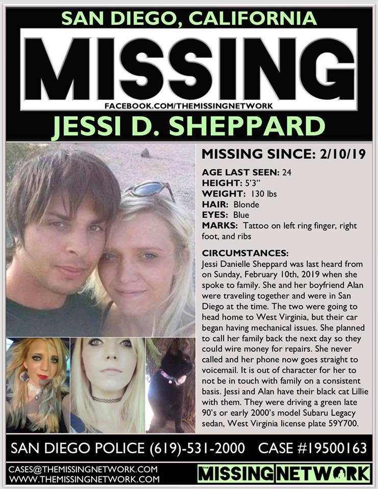 flyer-jpg.49042_Jessi and Alan last seen with 'Nomad' in AZ/CA_Missed Connections_Squat the Planet_2:43 PM