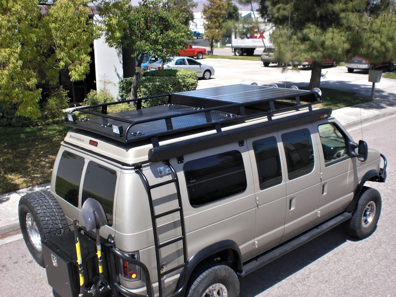 ford-van-roof-rack-side-rails-jpg.52795_I pulled the trigger...._Van Dwelling / Rubber Tramping_Squat the Planet_6:05 PM