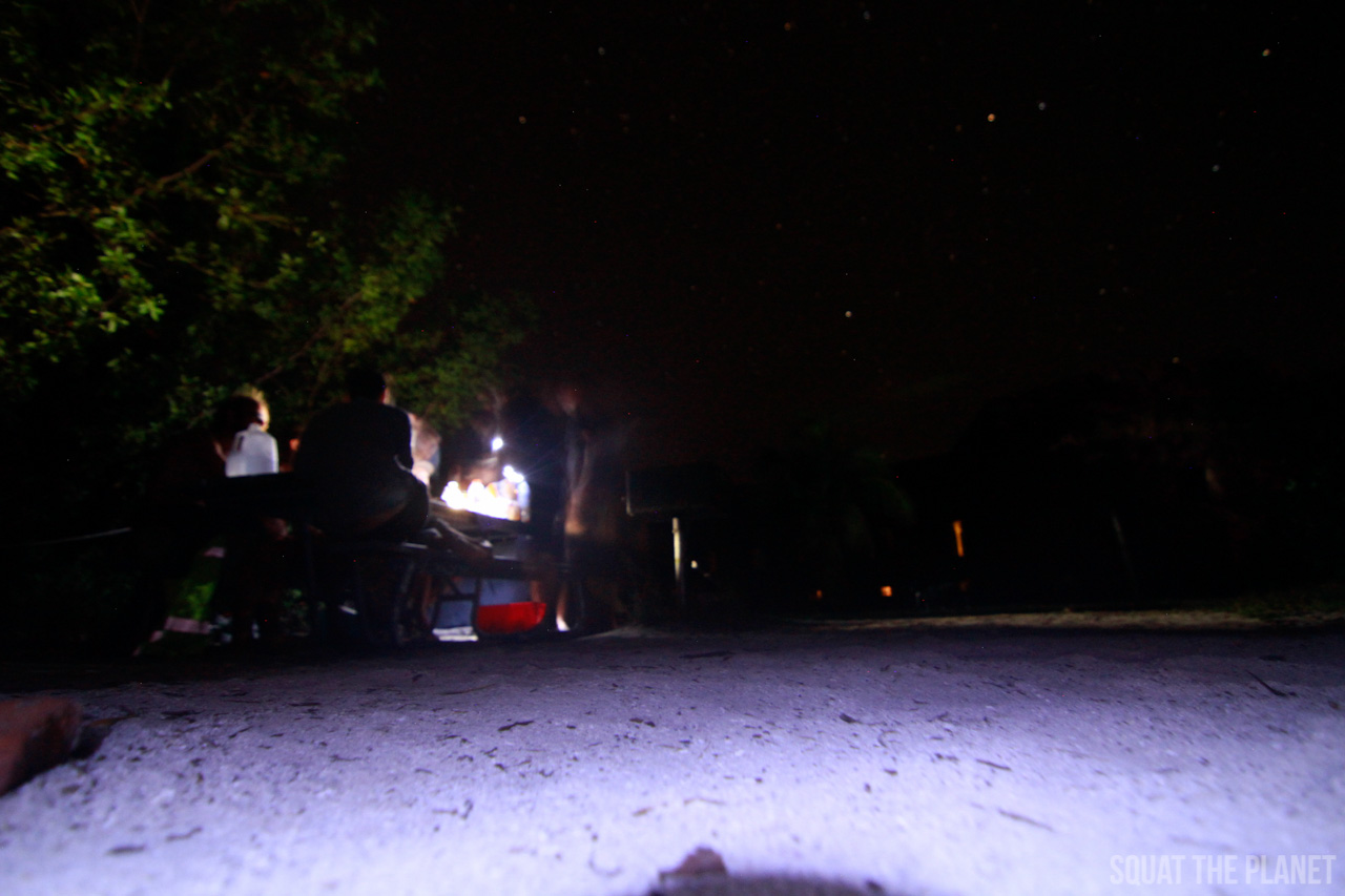 fort-jefferson-camp-grounds-at-night_05-10-2013-jpg.11998_Sailing the Dry Tortugas and Decapitation_Boat Punk / Sailing_Squat the Planet_5:19 PM