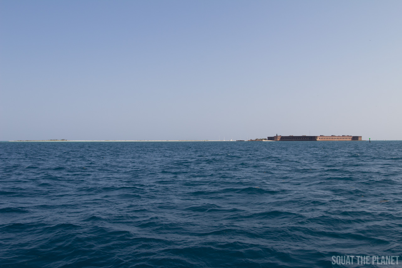 fort-jefferson-in-the-distance_05-08-2013-jpg.11995_Sailing the Dry Tortugas and Decapitation_Boat Punk / Sailing_Squat the Planet_5:19 PM