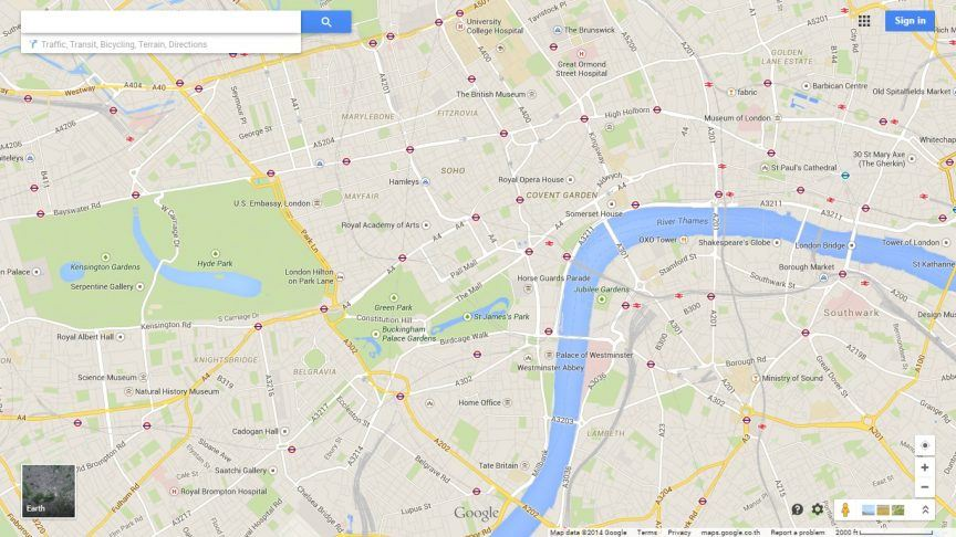 london-google-maps-864x486-jpg.50766_Find Your Way Without the Internet: 7 of the Best Offline Maps Apps_Technology_Squat the Planet_11:52 AM