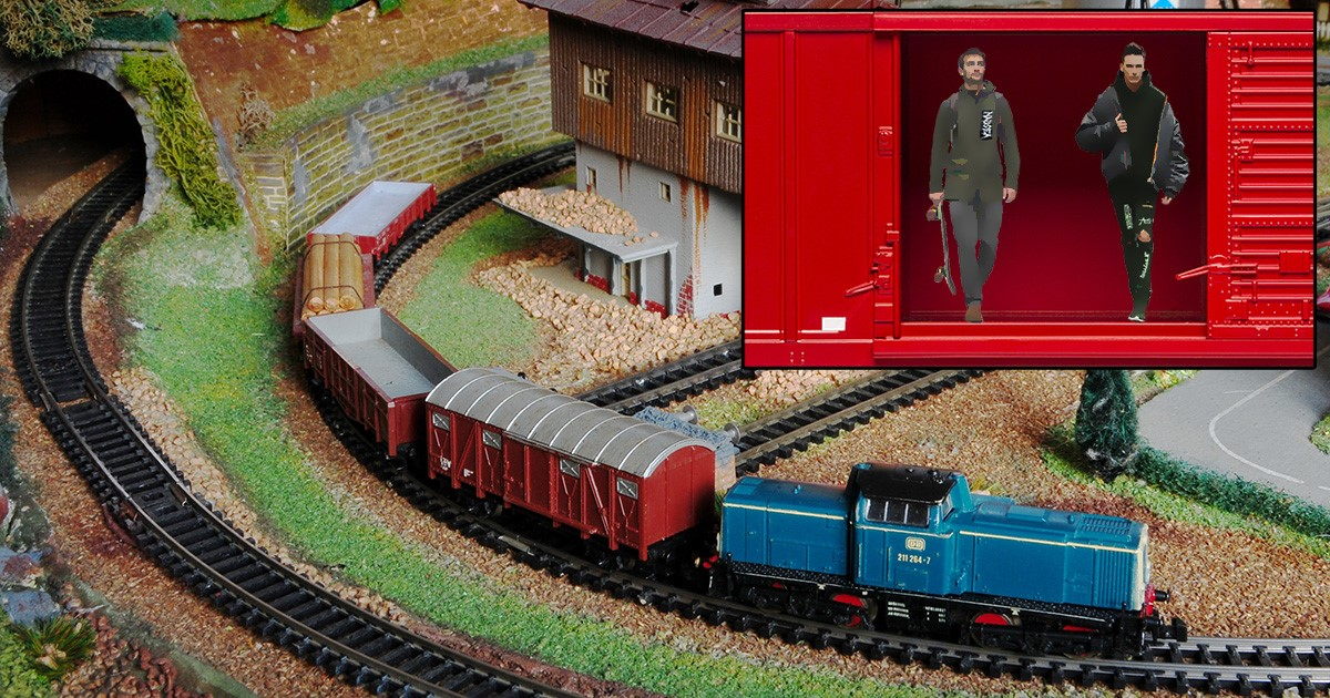 model-train-jpg.53018_Model Train Enthusiast Sick of Finding Crust Punk Figurines in Train Set_General Banter_Squat the Planet_9:02 AM