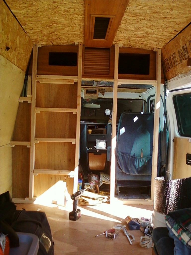 "partition-walls-768x1024-jpg.20924_Living in a 1991 Chevrolet G20 ""Sport Van""_Van Dwelling / Rubber Tramping_Squat the Planet_7:50 PM"