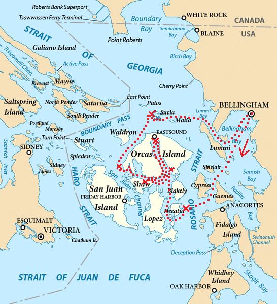 sanjuanislandsmap-png.52501_Spent the past week sailing around the San Juan Islands..._Boat Punk / Sailing_Squat the Planet_12:35 AM
